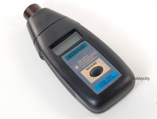 Цифровой лазерный тахометр (1 ~ 99,999rpm)