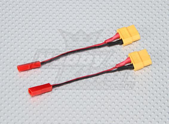 XT-60 для зарядки JST адаптер (2pc)