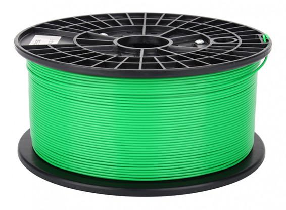 CoLiDo 3D Волокно Принтер 1.75mm ABS 1KG золотника (зеленый)