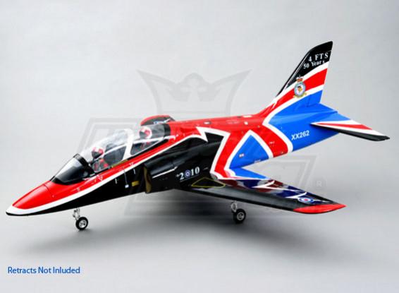 HobbyKing® ™ BAE Hawk 90mm EDF Composite 1140mm (ARF)