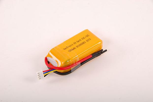 HXT D9 G2 1300mAh 11.1V Lipo 20-30C