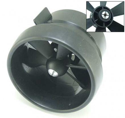EDF Канальный вентилятор Блок 5 Лезвие 3.5inch