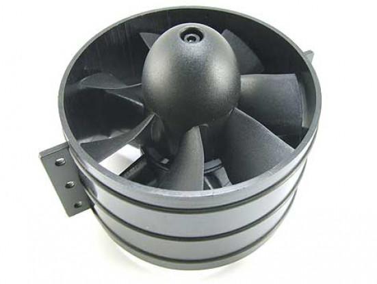 EDF Канальный вентилятор Блок 7 Лезвие 4.5inch