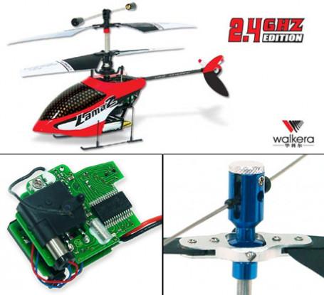 Walkera Lama2-1 Коаксиальная Вертолет ж / Металлический ротор Глава B & F