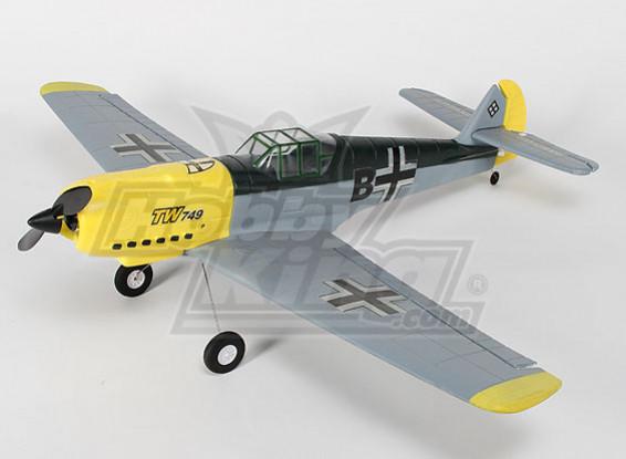 Ме-109 97pcnt Plug-N-Fly ж / BL Motor / серво / ESC
