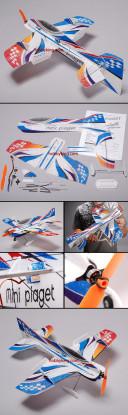 Piaget Micro 3D самолет EPP комплект ж / Motor & ESC