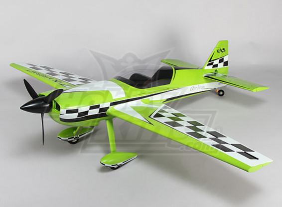 MX2 Зеленый 3D 1400mm EPO (ПНФ)
