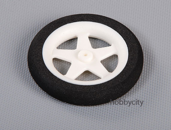 Свет пены колеса (диам: 60, ширина: 10 мм)
