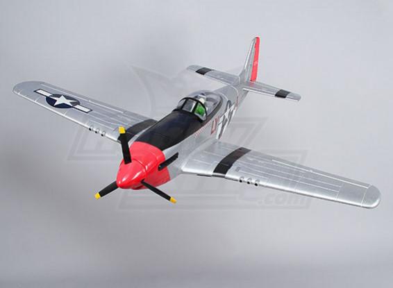 P-51D Mustang 1.4м EPO (ПНФ)