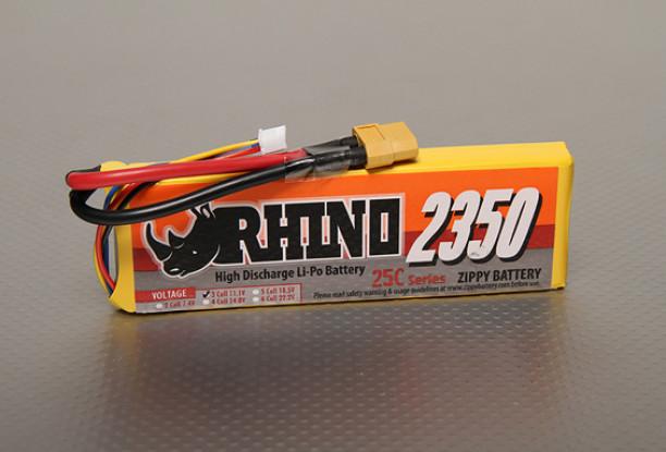 Rhino 2350mAh 3S1P 25C LiPoly пакет