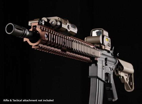 MadBull Daniel Defense 12,5 дюйма M4 / M16 RIS II (черный)