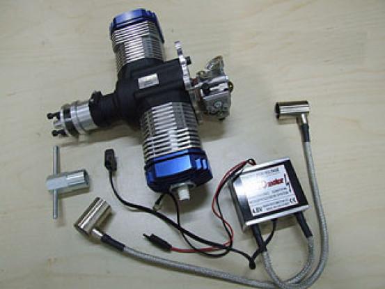RotorMotor 50V2 Бензин / Газ Двигатель ж / Elec зажигания