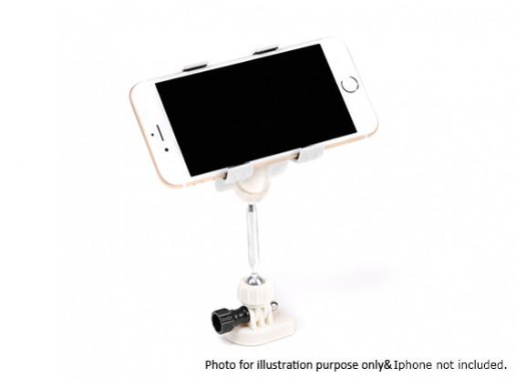СКРЕСТ / СТОМАТОЛОГИЯ - смартфон передатчик Монтажный кронштейн (белый)