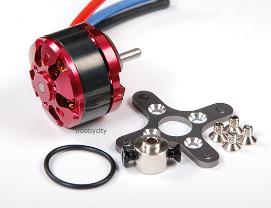SCM 3213 1250kv Brushless Походный