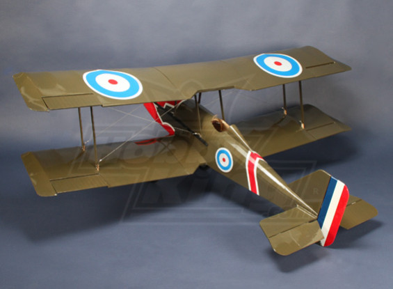 SE.5A Масштаб WWI Warbird (55.4in)