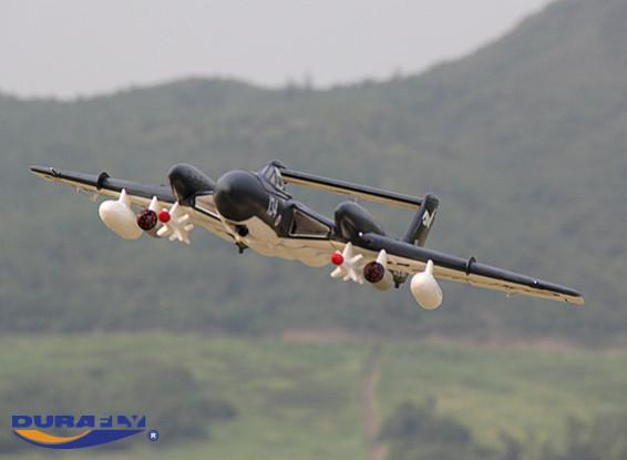 Durafly ™ DH110 Sea Vixen EDF Jet ж / Ретракты 1000мм (PNF)