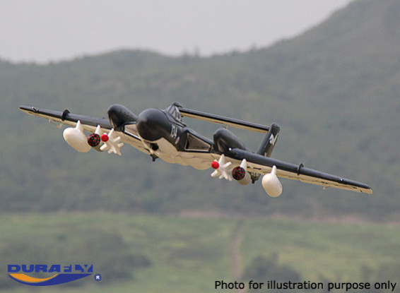Durafly ™ DH110 Sea Vixen EDF Jet 1000mm (ARF)