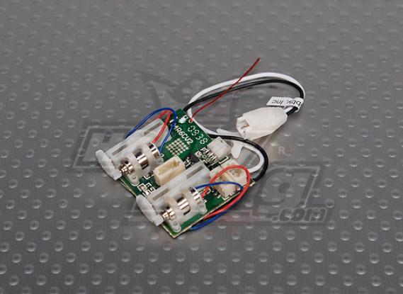 AR6400 DSM2 6CH Ultra-Micro Receiver / ESC / Servo