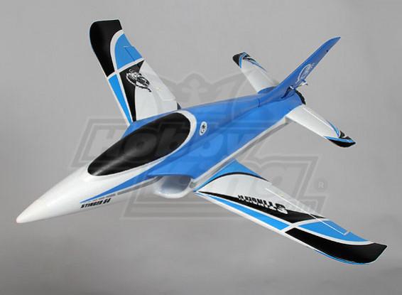 Стингер 64 EDF Sport Jet 700mm Синий EPO (ПНФ)