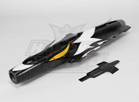 T50 Замена Фюзеляж, черный