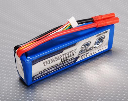 Turnigy 2650mAh 4S 30C Lipo обновления