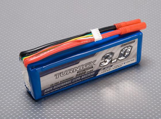 Turnigy 3000mAh 4S 20C Lipo обновления