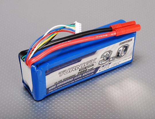 Turnigy 3000mAh 5S 30C Lipo обновления