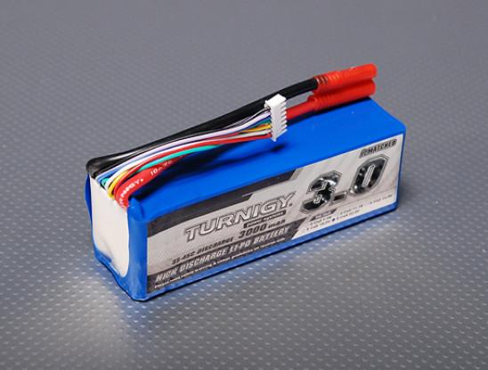 Turnigy 3000mAh 6S 35C Lipo обновления