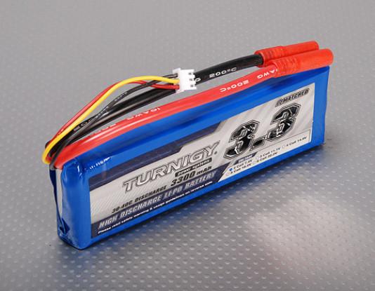 Turnigy 3300mAh 2S 30C Lipo обновления