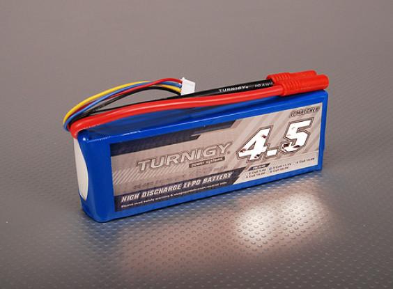 Turnigy 4500mAh 3S 30C Lipo обновления
