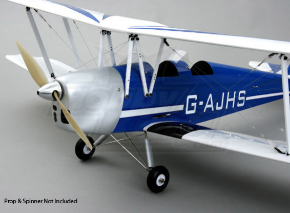 HobbyKing® ™ DH-82 Tiger Moth 1250мм Бало (АРФ)