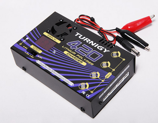 Turnigy 420 36W баланс зарядное устройство 2 4S