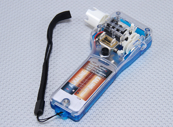 Electric резинкой моталки для моделей серии Freeflight