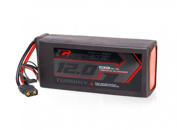 Turnigy-Graphene-Professional-12000mAh-6S15C-LiPo-Pack-w-XT90-Battery-9067000303-0