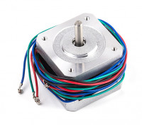 Malyan M180 Dual Head 3D Printer Replacement X Axis Stepping Motor