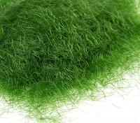 5mm Static Grass Flock - Medium Dark Green (250g)