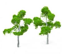 HobbyKing™ 120mm Scenic Wire Model Trees (2 pcs)