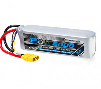 Turnigy Bolt 5000mAh 4S 15.2V 65~130C High Voltage Lipoly Pack (LiHV) w/XT90