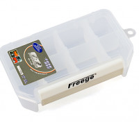 Small 8 Compartment Parts Box with Latching Lid