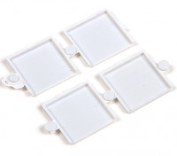 Micro Engineering N Scale Overhead Doors 4pcs (80-200)