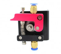 New Style MK8 Remote Extruder with Bracket (Left)