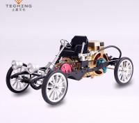 Single Cylinder Engine Car Model
