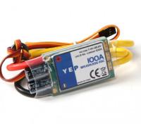 Hobbyking YEP 100A (2 ~ 6S) ЦМП безщеточный регулятор скорости
