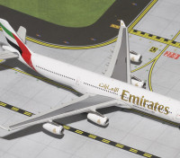 Gemini Jets Emirates Airbus A340-300 A6-ERT 1:400 Diecast Model GJUAE1284