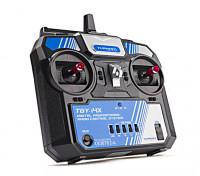 Режим FS-I4X 4CH радио 1