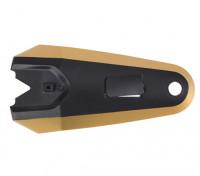 Walkera Rodeo 150 - Фюзеляж крышка (черный / золото)