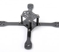 Ким 195X Carbon Fiber FPV Гонки Дрон (Kit Frame)