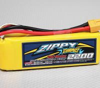 ZIPPY Компактный 2200mAh 3S 25C Lipo обновления