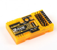 OrangeRX RX3S 3-Axis Flight Стабилизатор V2 (V2.1 прошивка) (V-хвост / Delta / AUX)