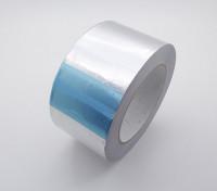 Алюминиевая фольга самоклеющиеся ленты 60мм х 38м х 0,06 мм